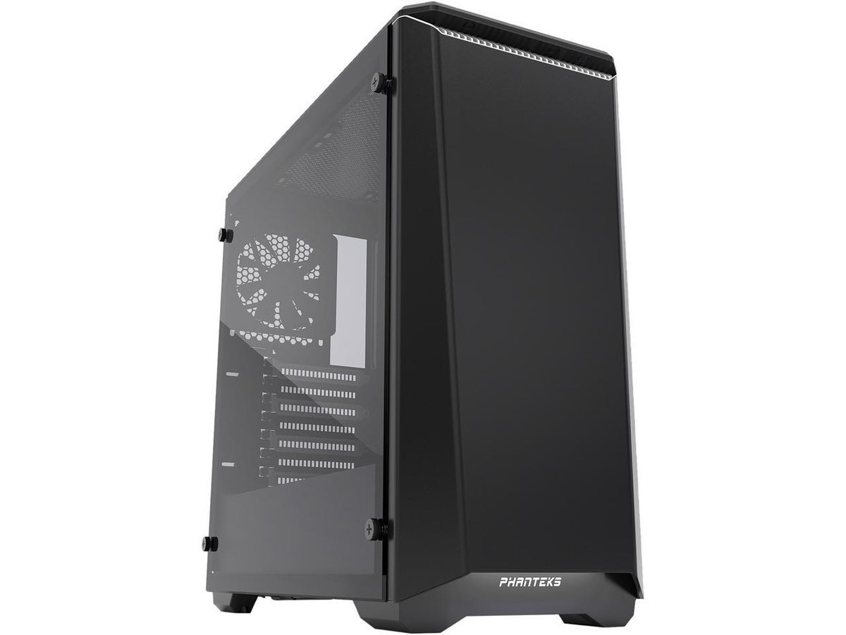 Phanteks Eclipse P400 Mid Tower Computer Case