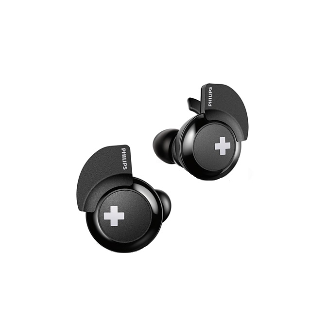 Philips Bass Plus SHB4385 Wireless Bluetooth Headphones