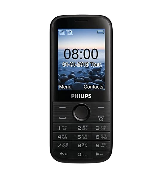 Philips E160 2G Mobile Phone