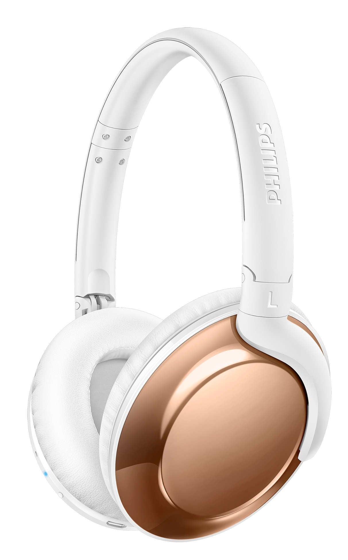 Philips SHB4805 Headphones