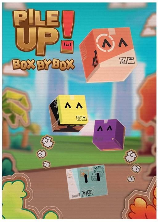 HandyGames Pile Up Box By Box PS4 Playstation 4 Game