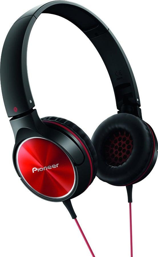 Pioneer SEMJ522R Headphones