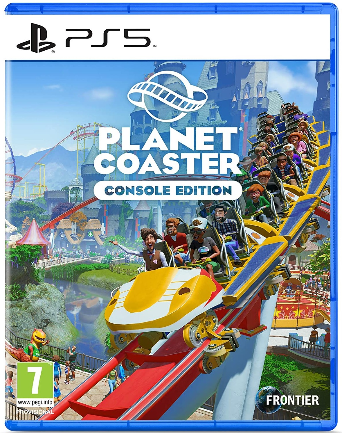 Sold Out Planet Coaster Console Edition PS5 Playstation 5 Game