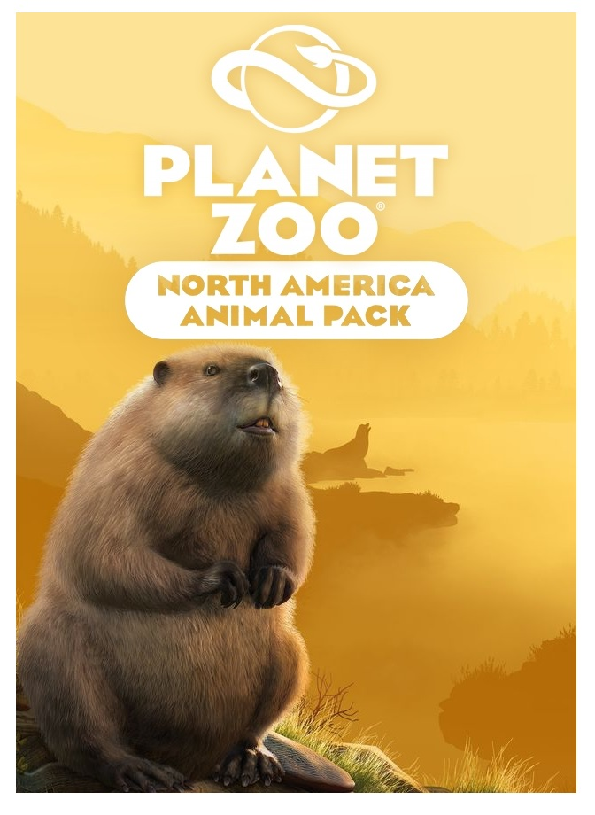 Frontier Planet Zoo North America Animal Pack PC Game