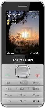 Polytron C286 2G Mobile Phone