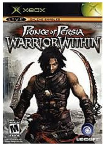 Ubisoft Prince of Persia Warrior Within Xbox Game