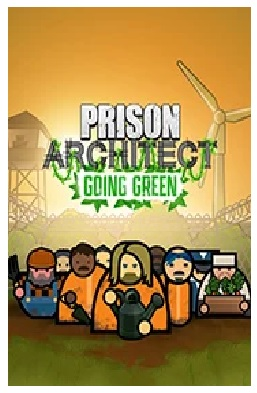 Paradox Prison Architect Going Green PC Game