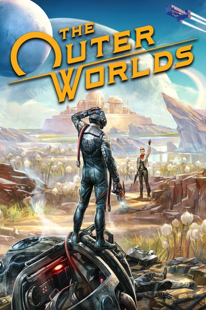 Private The Outer Worlds PC Game
