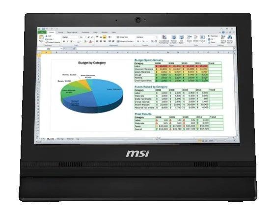 MSI Pro 16T 10M AIO Desktop