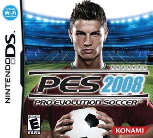 Konami Pro Evolution Soccer 2008 Refurbished Nintendo DS Game