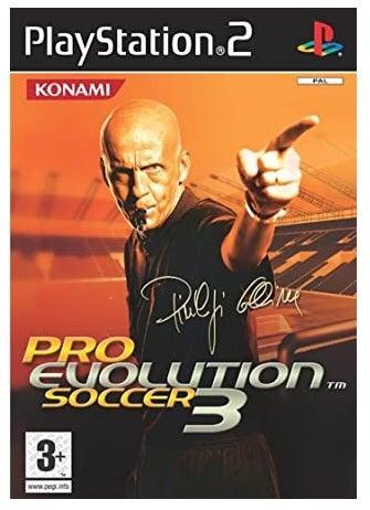 Konami Pro Evolution Soccer 3 Refurbished PS2 Playstation 2 Game