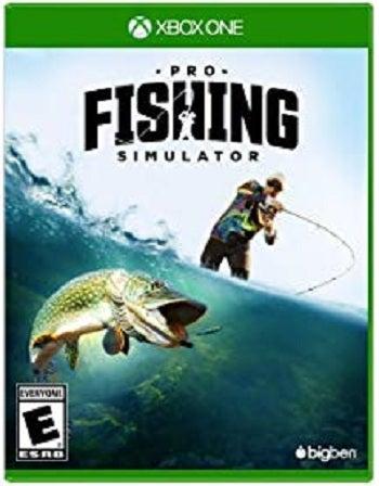 Bigben Interactive Pro Fishing Simulator Xbox One Game