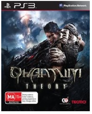 Koei Quantum Theory Refurbished PS3 Playstation 3 Game
