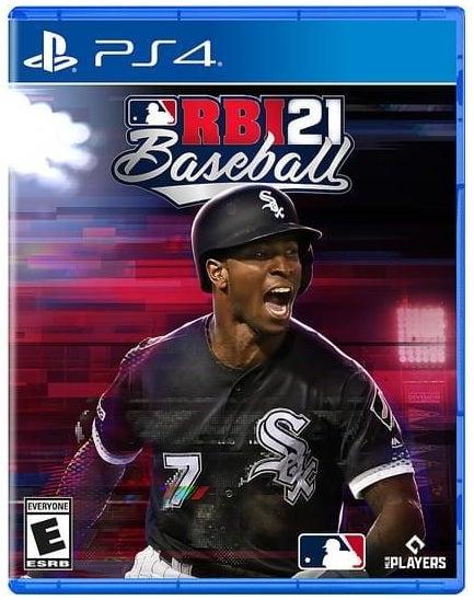 Atari RBI Baseball 21 PS4 Playstation 4 Game