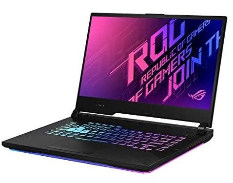Asus ROG Strix G15 G512 15 inch Gaming Laptop
