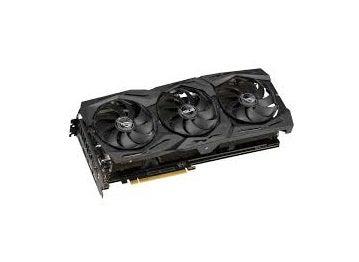 Asus ROG Strix GeForce GTX 1660 Ti OC Graphics Card