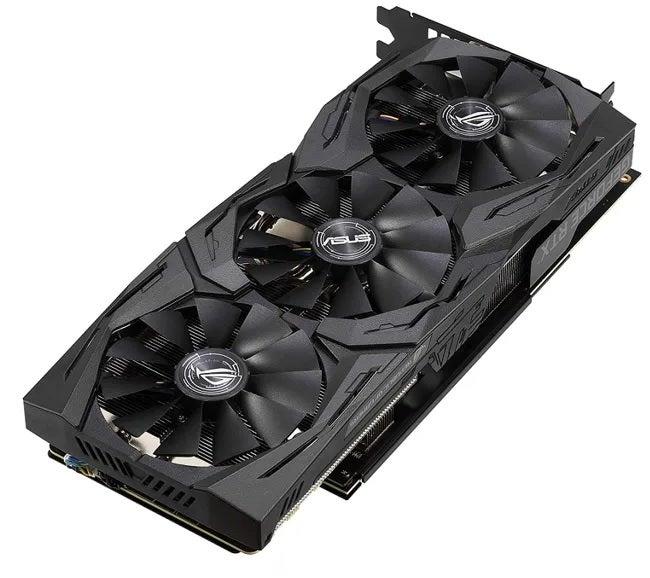 Asus ROG Strix GeForce RTX 2060 OC Edition Graphics Card