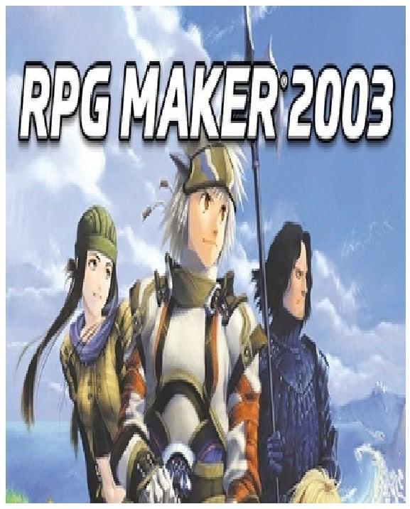 Degica RPG Maker 2003 PC Game