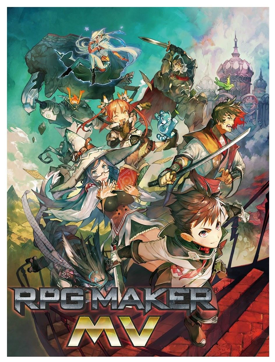 Degica RPG Maker MV PC Game