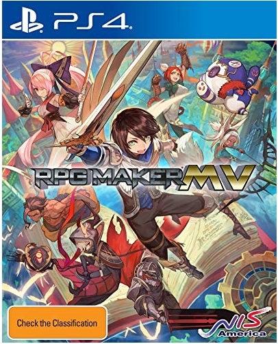 NIS RPG Maker MV PS4 Playstation 4 Game