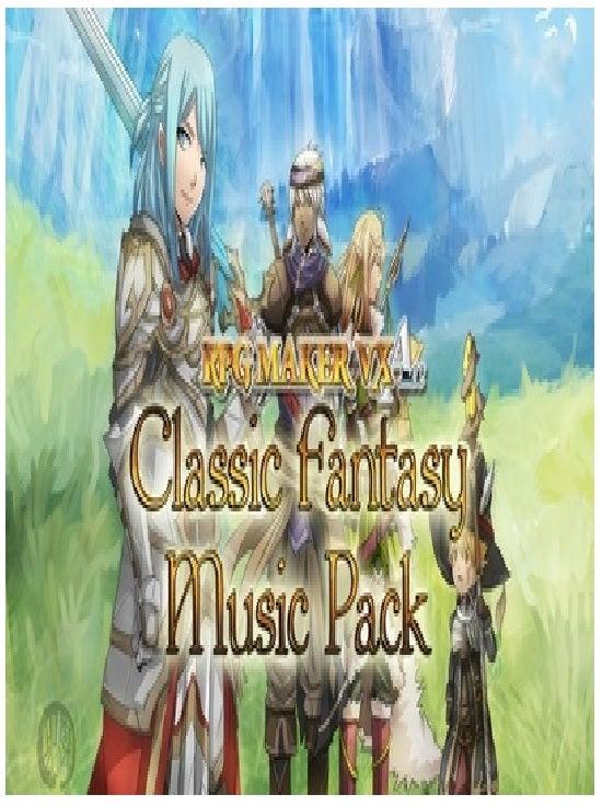 Degica RPG Maker VX Ace Classic Fantasy Music Pack PC Game