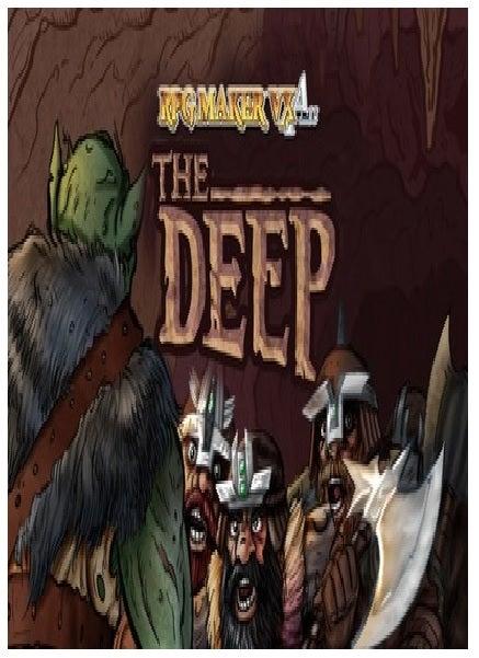 Degica RPG Maker VX Ace High Fantasy The Deep PC Game