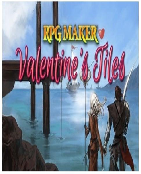 Degica RPG Maker VX Ace Valentines Tile PC Game