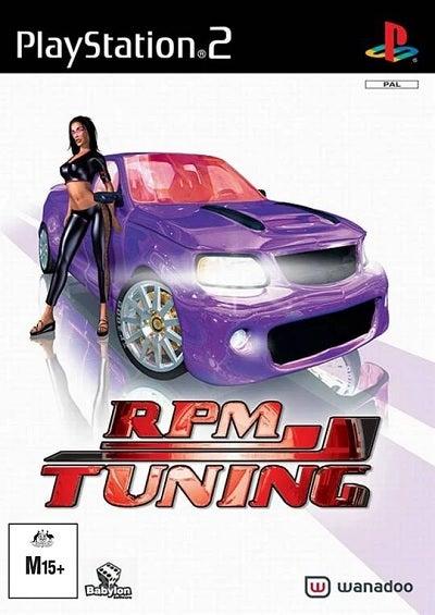 Wanadoo Edition RPM Tuning Refurbished PS2 Playstation 2 Game