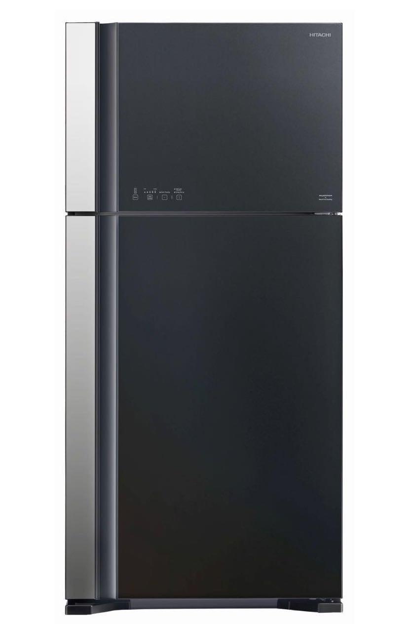 Hitachi RVG695P3MSGBK Refrigerator