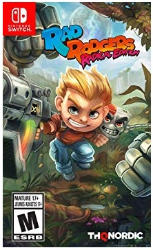 THQ Rad Rodgers Radical Edition Nintendo Switch Game