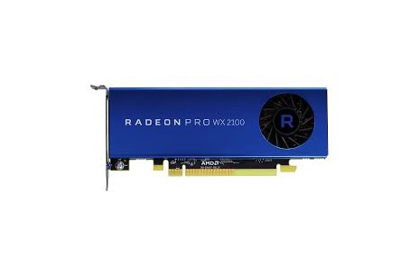 AMD Radeon Pro WX2100 Graphics Card