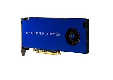 AMD Radeon Pro WX7100 Graphics Card