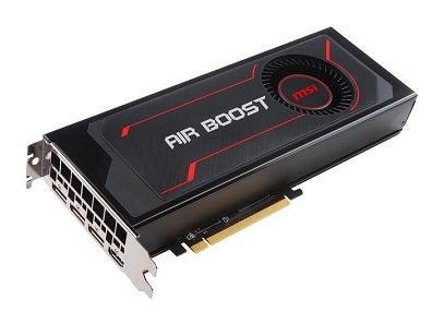 MSI Radeon RX Vega 56 Air Boost OC Graphics Card