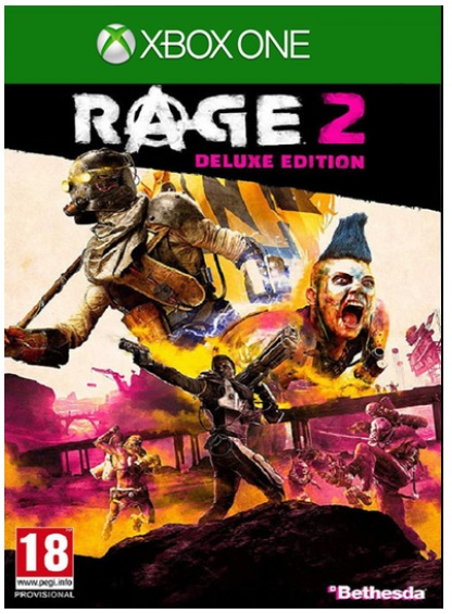 Bethesda Softworks Rage 2 Deluxe Edition Refurbished Xbox One Game