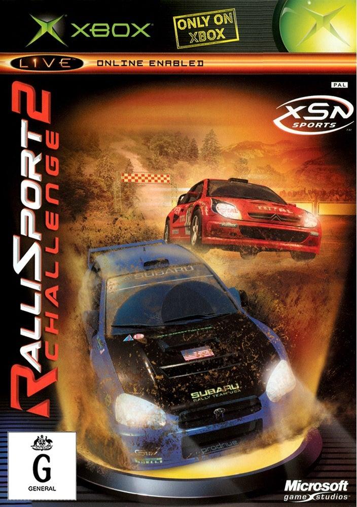Microsoft Rallisport Challenge 2 Refurbished Xbox Game