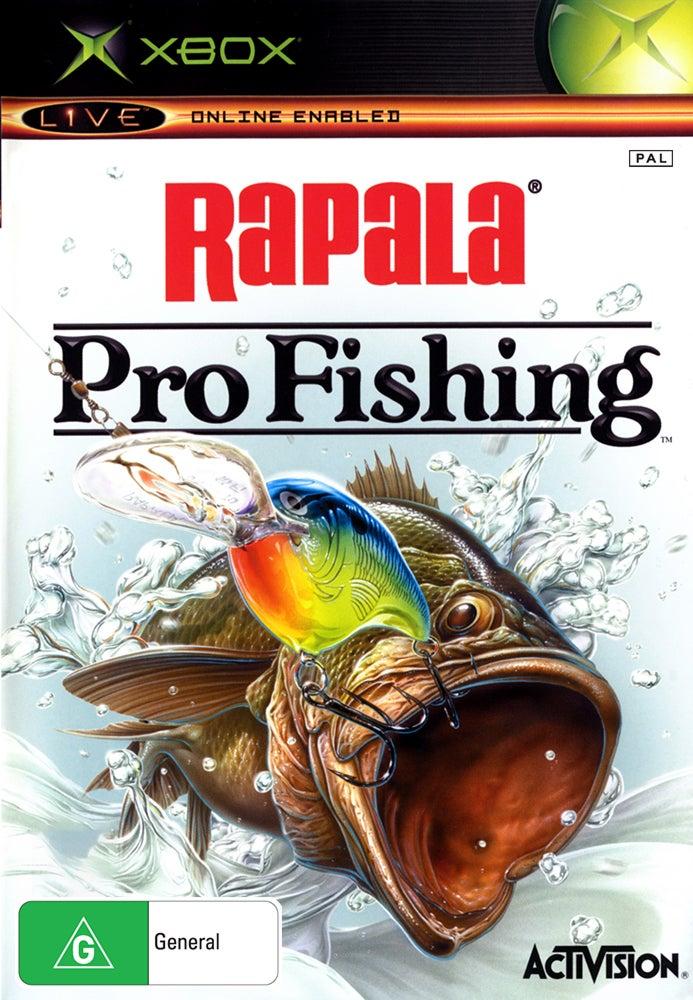 Activision Rapala Pro Fishing Refurbished Xbox Game