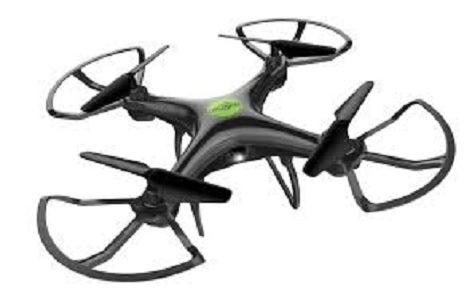 Raw Audio X2 Camera Drone