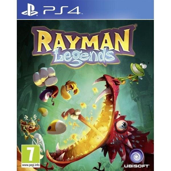 Ubisoft Rayman Legends PS4 Playstation 4 Game