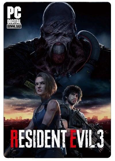 Capcom Resident Evil 3 Refurbished PC Game