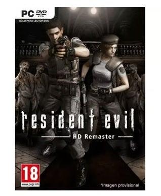 Capcom Resident Evil HD Remaster Refurbished PC Game