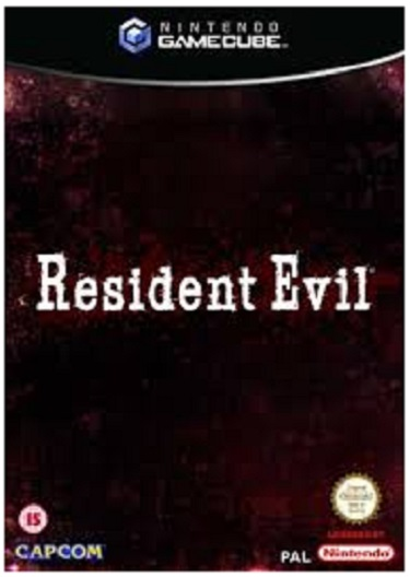 Capcom Resident Evil GameCube Game