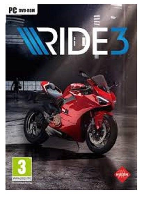 Milestone Ride 3 PC Game