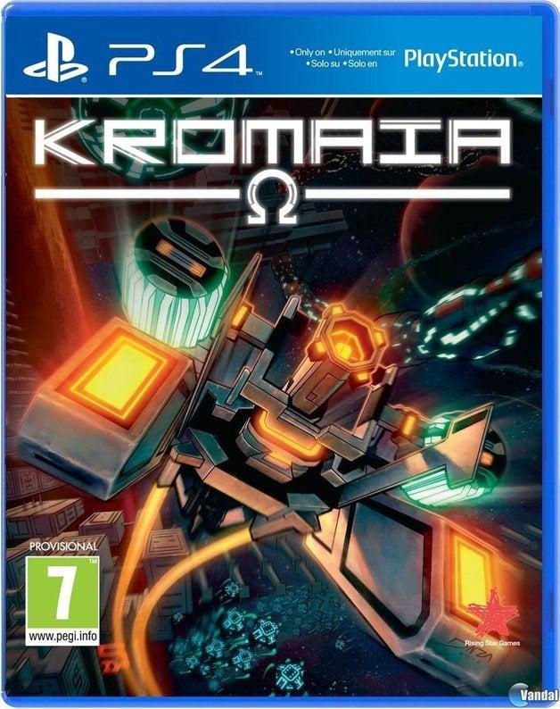 Rising Star Games Kromaia PS4 Playstation 4 Game