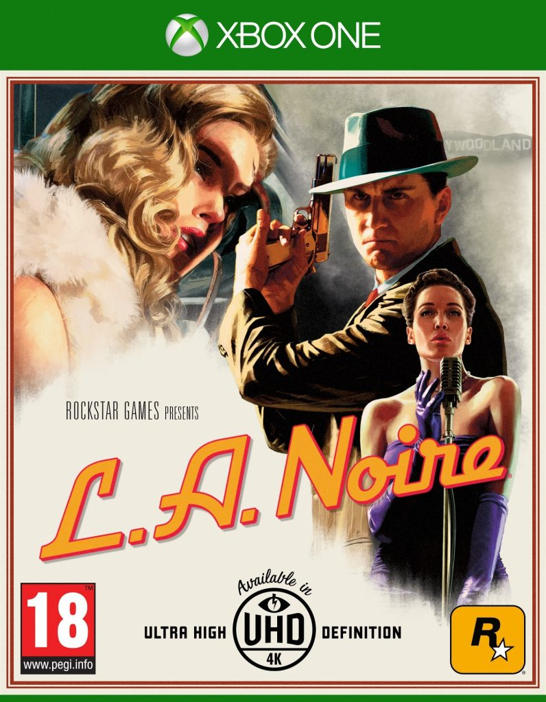 Rockstar LA Noire Xbox One Game