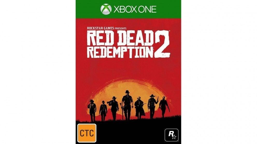 Rockstar Red Dead Redemption 2 Xbox One Game