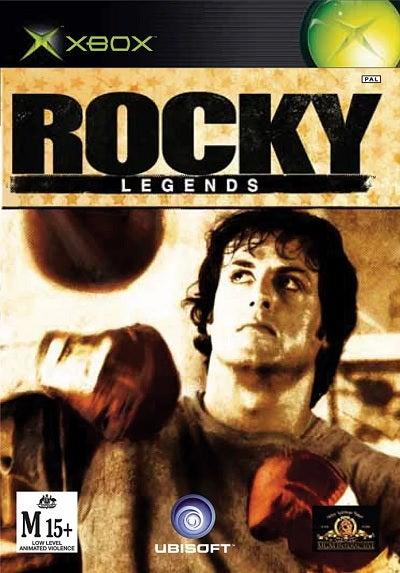 Ubisoft Rocky Legends Refurbished Xbox Game