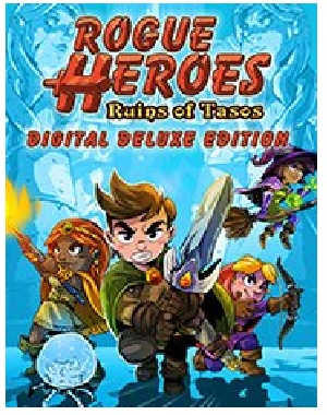 Team17 Software Rogue Heroes Ruins Of Tasos Digital Deluxe Edition PC Game