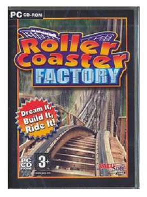 Frontier Roller Coaster Factory PC Game