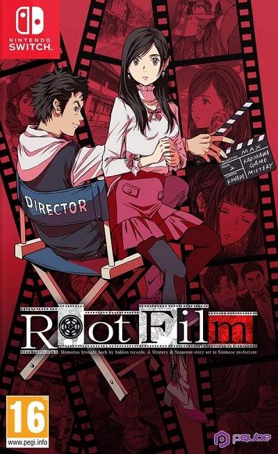 PQube Root Film Nintendo Switch Game