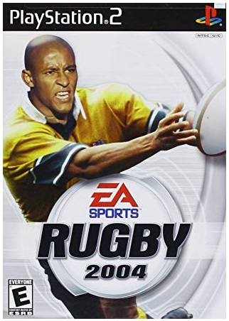Electronic Arts Rugby 2004 PS2 Playstation 2 Game